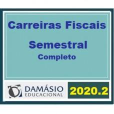CARREIRAS FISCAIS - DAMÁSIO - 2020.2 - AUDITOR, FISCAL TRIBUTÁRIO, FISCAL DE RENDAS, AGENTE FISCAL DE RENDAS, FISCAL DE TRIBUTOS, FISCAL DO ICMS, FISCAL DO ISS E AUDITOR/SEFAZ