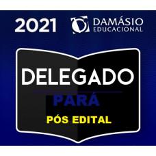 DELEGADO PC PA (POLICIA CIVIL DO PARÁ - PCPA) - PÓS EDITAL - DAMÁSIO 2020