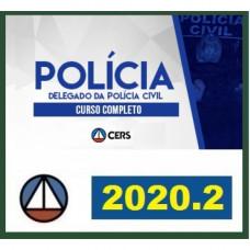 DELEGADO POLICIA CIVIL - CERS 2020.2
