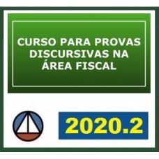 CURSO DISCURSIVAS PARA PROVAS DA ÁREA FISCAL - CERS 2020.2