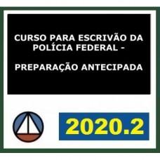 ESCRIVÃO DA  POLÍCIA FEDERAL - PF - CERS 2020.2