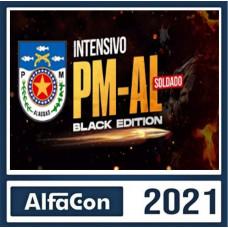 PM AL  - SOLDADO DA POLÍCIA MILITAR DE ALAGOAS - PMAL - ALFACON 2021 - PÓS EDITAL