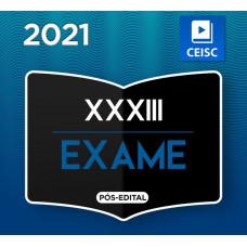 CURSO PARA 1ª Fase OAB XXXIII (33) EXTENSIVO PLUS CEISC 2021