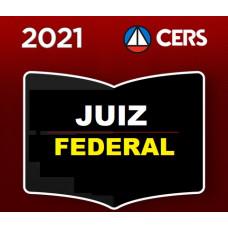 JUIZ FEDERAL - MAGISTRATURA FEDERAL - CERS 2021