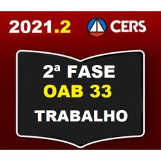 2ª (segunda) Fase OAB XXXIII (33º Exame) - DIREITO TRIBUTÁRIO - CERS 2021