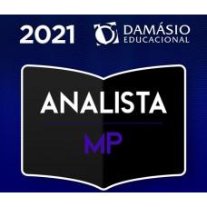 ANALISTA DO MINISTÉRIO PÚBLICO - MP - DAMÁSIO 2021