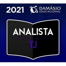 ANALISTA DE TRIBUNAIS DE JUSTIÇA - TJS - DAMÁSIO 2021