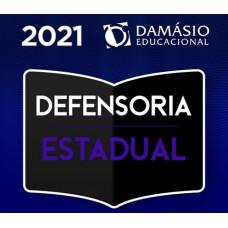 DEFENSORIA PÚBLICA ESTADUAL - DEFENSOR - DPE - DAMÁSIO 2021