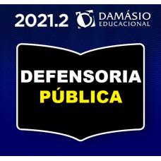 DEFENSORIA PÚBLICA ESTADUAL - DEFENSOR - DPE - DAMÁSIO 2021.2 - SEGUNDO SEMESTRE
