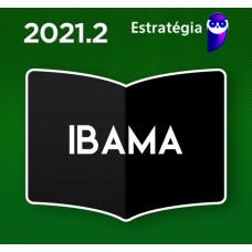IBAMA - ANALISTA AMBIENTAL - ESTRATEGIA 2021 - PRÉ EDITAL