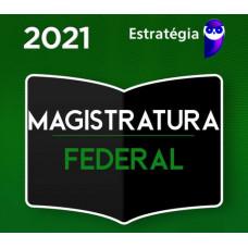 MAGISTRATURA FEDERAL (JUIZ FEDERAL) - REGULAR - ESTRATEGIA 2021