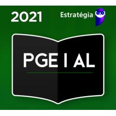 PGE AL - PROCURADOR DO ESTADO DE ALAGOAS - PACOTE COMPLETO - ESTRATÉGIA 2021 - PRÉ EDITAL