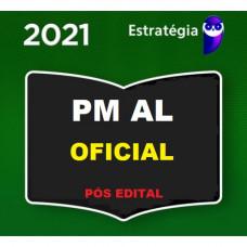OFICIAL - PM AL ( POLÍCIA MILITAR DE ALAGOAS - PMAL) - PÓS EDITAL - ESTRATEGIA 2021