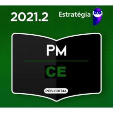 PMCE - PÓS EDITAL - SOLDADO DA POLÍCIA MILITAR DO CEARÁ - SOLDADO PM CE - ESTRATÉGIA -PÓS EDITAL - 2021