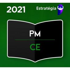 PMCE - PRÉ EDITAL - SOLDADO DA POLÍCIA MILITAR DO CEARÁ - SOLDADO PM CE - ESTRATÉGIA -PRÉ EDITAL - 2021