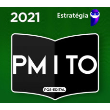 PM TO - SOLDADO - PMTO - PACOTE COMPLETO - ESTRATÉGIA 2021 - PÓS EDITAL