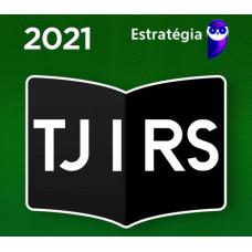 TJ RS - OFICIAL DE JUSTIÇA PJ-H - TJRS - TEORIA - PACOTE COMPLETO - ESTRATEGIA 2021 - PRÉ EDITAL
