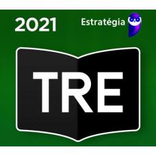 TECNICO JUDICIÁRIO (ÁREA ADMINISTRATIVA) DE TRIBUNAIS ELEITORAIS - TRE - CURSO REGULAR - ESTRATÉGIA - 2021