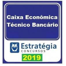 RATEIO CEF 2019 - CAIXA ECONOMICA - ESTRATEGIA