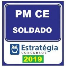 PM CE - SOLDADO - ESTRATEGIA - 2019