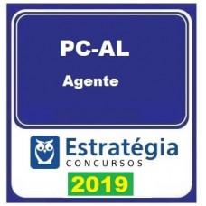 PC AL - AGENTE - POLICIA CIVIL DE ALAGOAS - PCAL - ESTRATÉGIA 2019