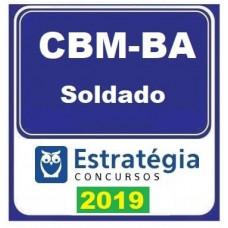 CBM BA - SOLDADO BOMBEIRO MILITAR DA BAHIA - ESTRATÉGIA 2019