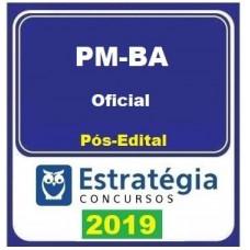 PM BA - OFICIAL - ESTRATÉGIA 2019 - PÓS EDITAL