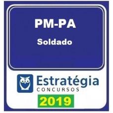PM PA - SOLDADO - ESTRATÉGIA 2019
