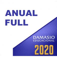 ANUAL FULL (DAMÁSIO 2020) - CARREIRAS JURÍDICAS