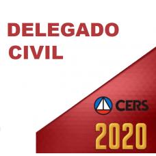 DELEGADO POLICIA CIVIL (CERS 2020)