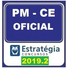 PM CE - OFICIAL DA POLÍCIA MILITAR DO CEARÁ - ESTRATÉGIA 2019.2