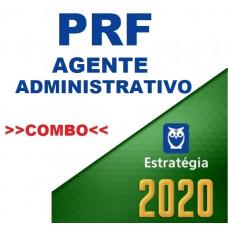 PRF - AGENTE ADMINISTRATIVO - TEORIA + PASSO ESTRATÉGICO - ESTRATÉGIA 2020
