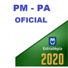 OFICIAL - PM PA ( POLÍCIA MILITAR DO PARÁ - PMPA ) - ESTRATEGIA 2020