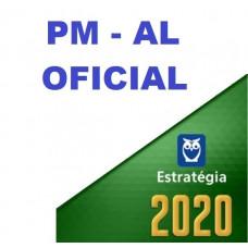 OFICIAL - PM AL ( POLÍCIA MILITAR DE ALAGOAS - PMAL) - ESTRATEGIA 2020