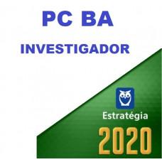 PC BA - INVESTIGADOR - PCBA - ESTRATEGIA 2020