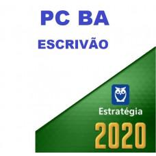 PC BA - ESCRIVÃO - PCBA - ESTRATEGIA 2020