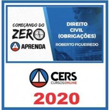 DIREITO CIVIL - OBRIGAÇÕES - Começando do Zero - CERS 2020