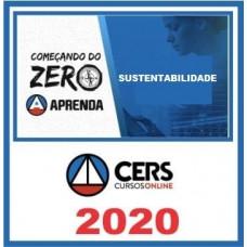 SUSTENTABILIDADE - Começando do Zero - CERS 2020