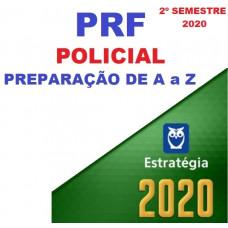 POLÍCIA RODOVIÁRIA FEDERAL - PRF - POLICIAL - 2020 - Pré-Edital (Preparação de A a Z)